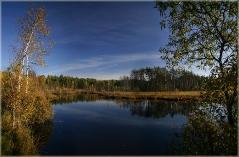 Осенняя панорама. Панорамные фотографии высокого разрешения. Фотопанорамы