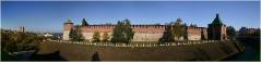 Нижегородский Кремль. Городской пейзаж. Панорамные фотографии высокого разрешения. Фотопанорамы