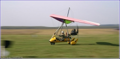 Одномоторный легкий самолет. Фотографии самолетов