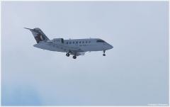 Самолет, заходящий на посадку
