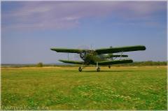 Стремительный взлет кукурузника. Фотографии самолетов в небе