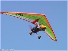 Легкий одноместный разборный самолет. Фотографии самолетов в небе