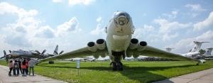 Экскурсия в музее дальней авиации. Рязань