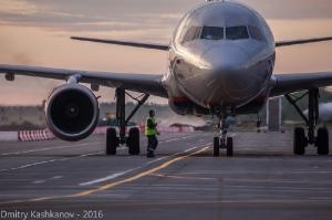 Фото самолетов. Последняя проверка перед взлетом