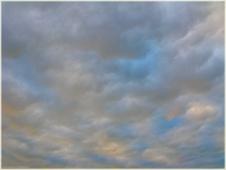 Одеяло облаков. Облачный покров, Грозовые тучи. Фото неба и облаков