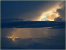 Черные тучи. Грозовые облака. Грозовое небо. Фото неба и облаков