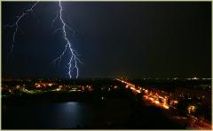 Красивые фотографии молнии. Как фотографировать молнию