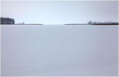 Горизонт. Спокойные зимние пейзажи