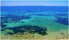 Самое прозрачное море