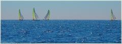 Морская прогулка на яхте. Турция