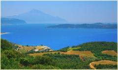 Гора Святой Афон