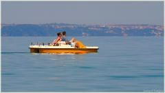 Морской круиз по Эгейскому морю