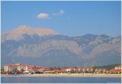 Пляжи Турции. Средиземное море