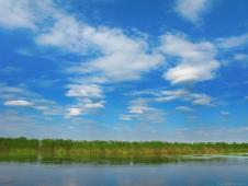 Фото весны. Большая вода. Пейзажи