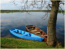 Фото весны. Забытые лодки