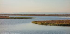 Осень за Полярным кругом. Озера и болота