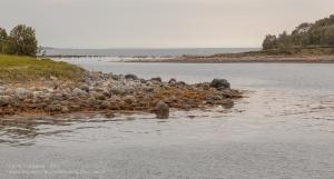 Белое море. На подходе к Соловецким островам