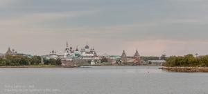Соловецкие острова. Ранее утро на Белом море