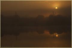 Спокойное утро у озера. Фото высокого разрешения купить