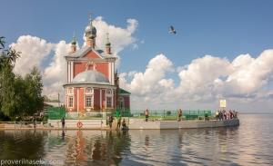 Церковь Сорока мучеников Севастийских. Переславль-Залесский. Фото