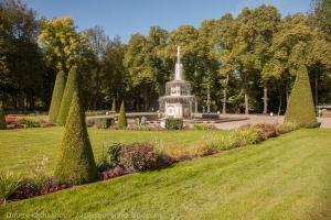 Петергоф. Фото Римского фонтана