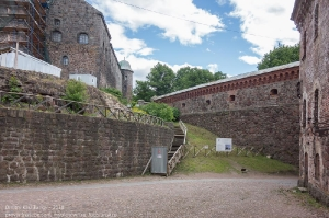 Внутренний двор Выборгского замка