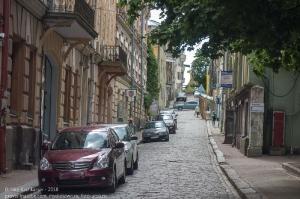 Фотографии старого Выборга. Прогонная улица