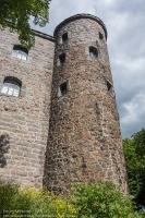 Одна из башен выборгского замка