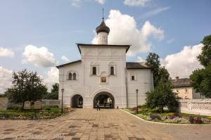 Благовещенская церковь. Спасо-Ефимьев монастырь. Суздаль. Фотографии