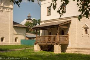 Кельи монахов. Спасо-Ефимьев монастырь. Суздаль. Фотографии