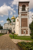 Колокольня. Спасо-Ефимьев монастырь. Суздаль. Фотографии