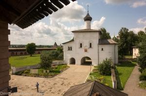 Преображенская церковь. Спасо-Ефимьев монастырь. Суздаль. Фотографии
