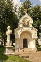 Мавзолей Дмитрия Пожарского. Спасо-Ефимьев монастырь. Суздаль. Фотографии
