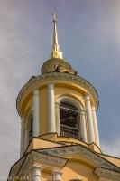 Фотографии Суздаля. Преподобенская колокольня