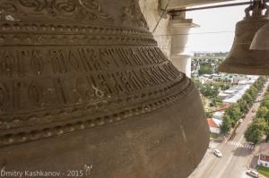 Большой колокол. Фотографии Суздаля