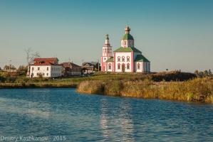 Фотографии Суздаля. Ильинская церковь