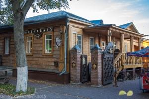 Фотографии Суздаля. Магазин Антикваръ на Кремлевской улице