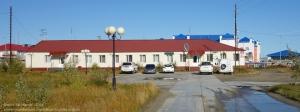 Гостиница Тазовчанка