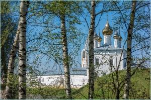Город Гороховец. Снова весна