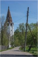 Благовещенский собор. Вид с улицы Набережной. Фото города Гороховца