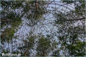 Фотографии Башни Шухова на Оке. Внутри башни