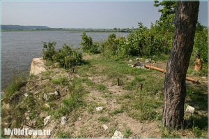 Фотографии Башни Шухова на Оке. Место, где стояла вторая башня Шухова