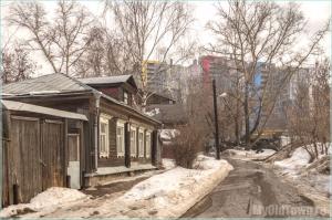 Улица Большие Овраги. Фото Нижнего Новгорода