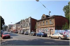 Старый Нижний Новгород. Фото