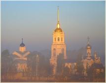 Нижний Новгород. Фотография Карповской церкви