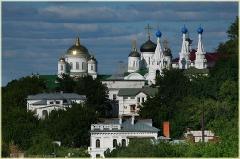 Фото Нижнего Новгорода. Благовещенский мужской монастырь