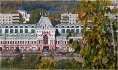 Достопримечательности Нижнего Новгорода. Фото. Нижегородская Ярмарка