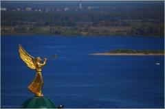 Нижний Новгород осенью. Фото