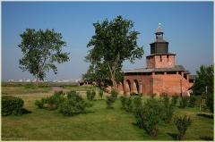 Часовая башня. Фото Нижнего Новгорода. Нижегородский Кремль