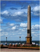Памятник Козьме Минину. Нижегородский кремль. Фото Нижнего Новгорода